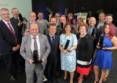 IOD WALES DIRECTOR OF THE YEAR AWARDS 2017, CARDIFF, 19/05/2017